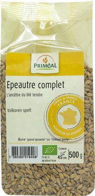 Epeautre complet France 500g