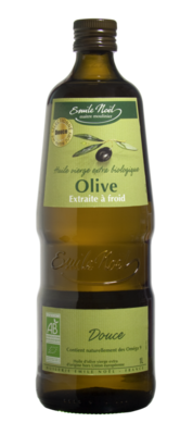 Huile olive vierge extra bio 1l
