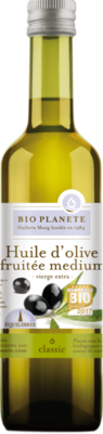 Huile olive vierge extra fruitée 50cl