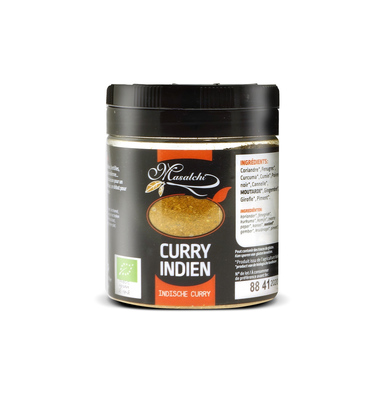 Curry indien moulu 115g