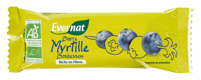 Barre myrtille