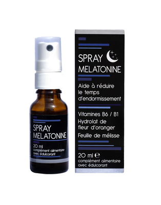 Mélatonine spray 20ml