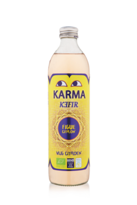 Kéfir figue et citron 500 ml