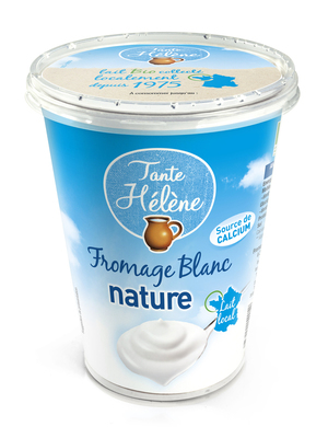 Fromage blanc nature 3,5% mg