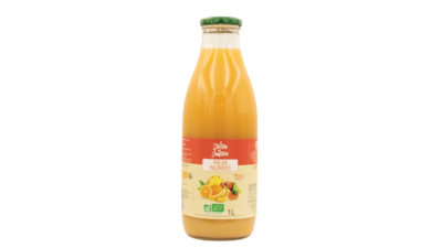 Pur jus multifruits bio 1 L