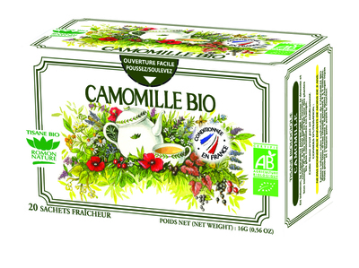 Camomille 16 g 20 sachets