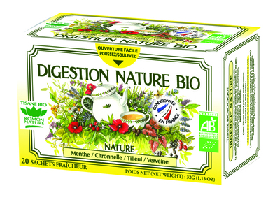 Digestion nature 32 g 20 sachets