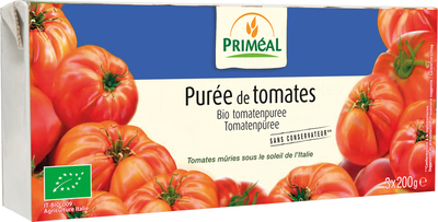 Purée tomate 3 x 200g